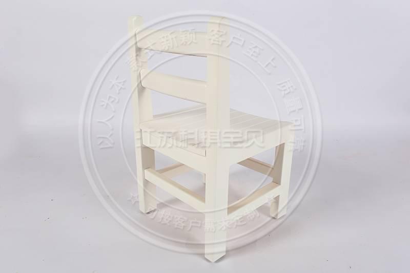 小凳子3白