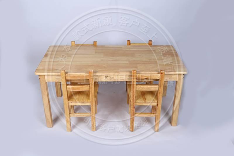 桌子带logo